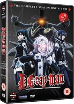 D. Gray Man - The Complete Collection [DVD] DVD