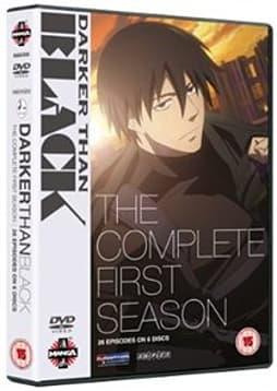 Darker Than Black - The Complete First Season [DVD] DVD