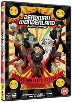 Deadman Wonderland The Complete Series Collection [DVD] DVD