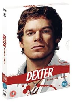 Dexter - Season 3 [DVD] DVD