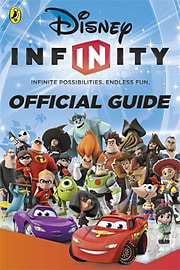 Disney Infinity: The Official Guide (Paperback) Books