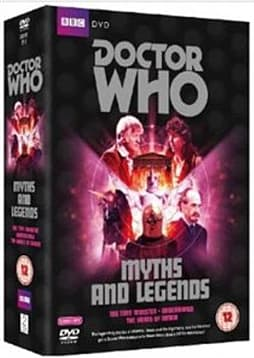 Doctor Who - Myths And Legends Box Set: The Time Monster / Underworld / The Horns of Nimon [DVD] DVD