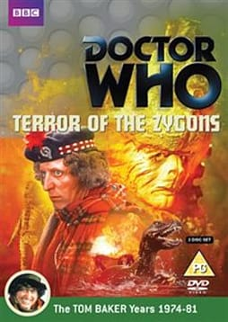 Doctor Who - Terror of the Zygons [DVD] DVD
