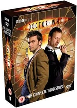 Doctor Who - The Complete Series 3 Box Set [DVD] [2007] DVD