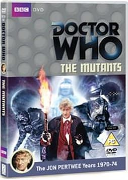 Doctor Who - The Mutants [DVD] [1972] DVD