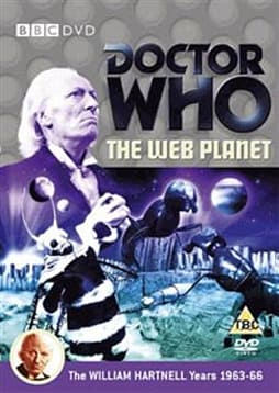 Doctor Who - The Web Planet [DVD] [1965] DVD