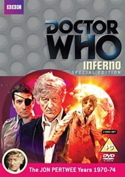 Doctor Who: Inferno - Special Edition [DVD] DVD