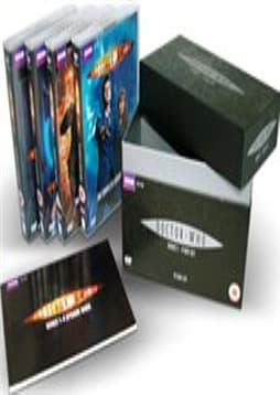 Doctor Who: Series 1 - 4 Collection [DVD] DVD