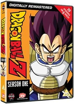 Dragon Ball Z Season 1 [DVD] DVD
