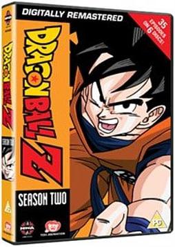 Dragon Ball Z Season 2 [DVD] DVD