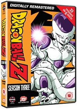 Dragon Ball Z Season 3 [DVD] DVD