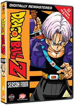 Dragon Ball Z Season 4 [DVD] DVD