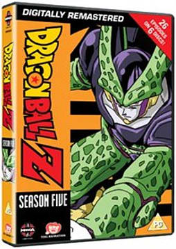 Dragon Ball Z Season 5 [DVD] DVD