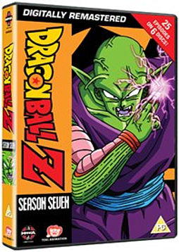 Dragonball Z Season 7 [DVD] DVD