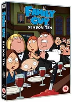 Family Guy - Season 10 [DVD] DVD