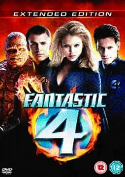 Fantastic Four : The Extended Edition [DVD] DVD