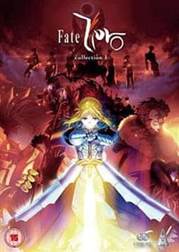 Fate Zero Pt 1 [DVD] DVD