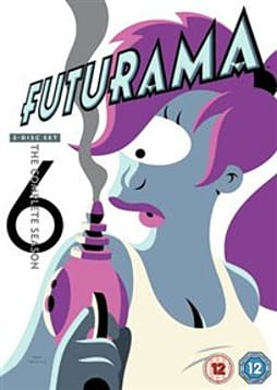Futurama - Season 6 [DVD] DVD