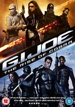 G.I. Joe: The Rise of Cobra [DVD] DVD