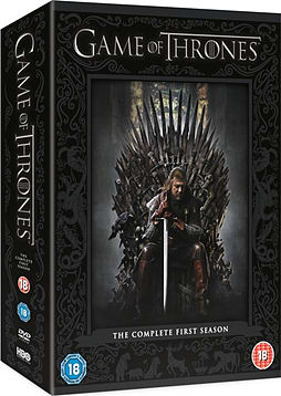 Game of Thrones - Season 1 [DVD] [2012] DVD
