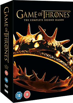 Game of Thrones - Season 2 [DVD] [2013] DVD