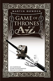 Game of Thrones A-Z (Paperback) Books