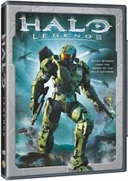 Halo Legends [DVD] [2010] DVD