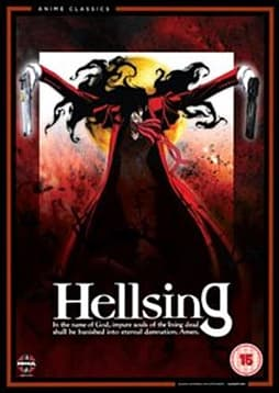 Hellsing - The Complete Original Series Collection [DVD] DVD