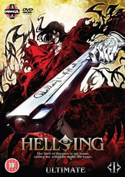 Hellsing Ultimate Volume 1 [DVD] DVD