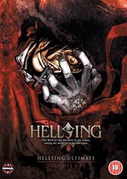 Hellsing Ultimate: Parts 1-4 Collection [DVD] DVD
