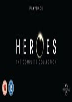 Heroes - Season 1-4 Complete (2012 Edition) [DVD] DVD