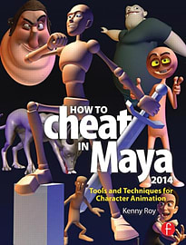 How to Cheat in Maya 2014: Tools and Techniques for Character Animation (Paperback) Books