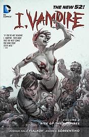 I, Vampire Volume 2: Rise of the Vampires TP (The New 52) (Paperback) Books