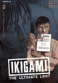 Ikigami, vol 3 (Paperback) Books