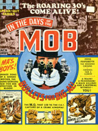 In the Days of the Mob HC (Hardcover) Books