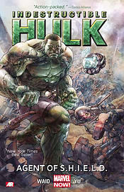 Indestructible Hulk Volume 1: Agent of S.H.I.E.L.D. (Marvel Now) (Paperback) Books