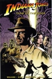 Indiana Jones and the Tomb of the Gods (Indiana Jones) (Paperback) Books