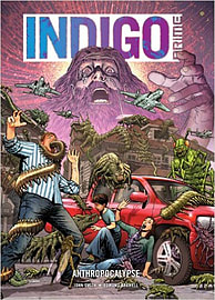 Indigo Prime@ Anthropocalypse (Paperback) Books