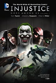 Injustice: Gods Among Us Volume 1 TP (Paperback) Books