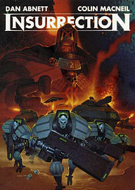 Insurrection: The War Against the Judges Has Begun (2000 Ad) (Paperback) Books