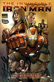 Invincible Iron Man Volume 7: My Monsters (Iron Man (Marvel Comics)) (Hardcover) Books