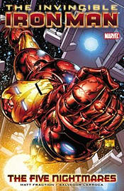 Invincible Iron Man Volume 1: The Five Nightmares TPB: Five Nightmares v. 1 (Graphic Novel Pb) (Pape Books