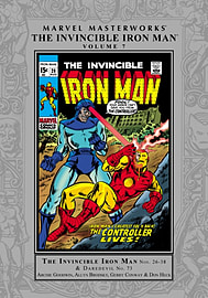 Invincible Iron Man Volume 7 (Marvel Masterworks (Unnumbered)) (Hardcover) Books