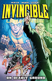 Invincible Universe Volume 1 (Paperback) Books