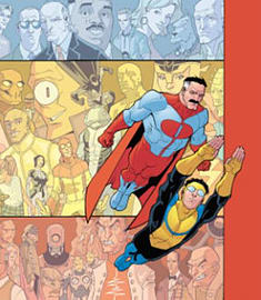 Invincible: The Ultimate Collection Volume 1: v. 1 (Hardcover) Books