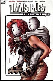 Invisibles TP #6 Kissing Mister Quimper (Paperback) Books