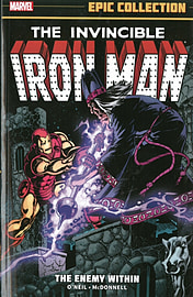 Iron Man Epic Collection: The Enemy Within (Invincible Iron Man (Paperback Unnumbered)) (Paperback) Books
