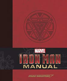Iron Man Manual (Hardcover) Books