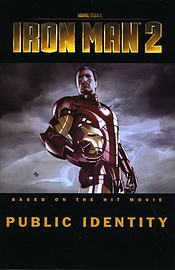 Iron Man 2: Public Identity Books
