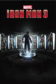 Iron Man 3 Book of the Film (Paperback) Books